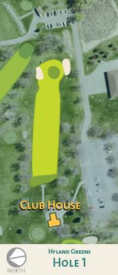 Hyland hole 1 map.