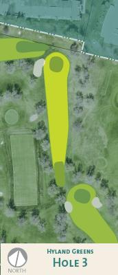 Hyland hole 3 map.