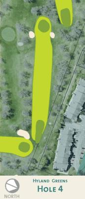 Hyland hole 4 map.