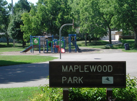 Maplewood Park City Of Bloomington Mn
