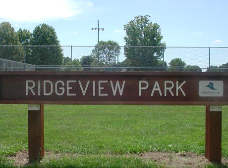 Ridgeview Park City Of Bloomington Mn