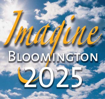 Imagine Bloomington Logo
