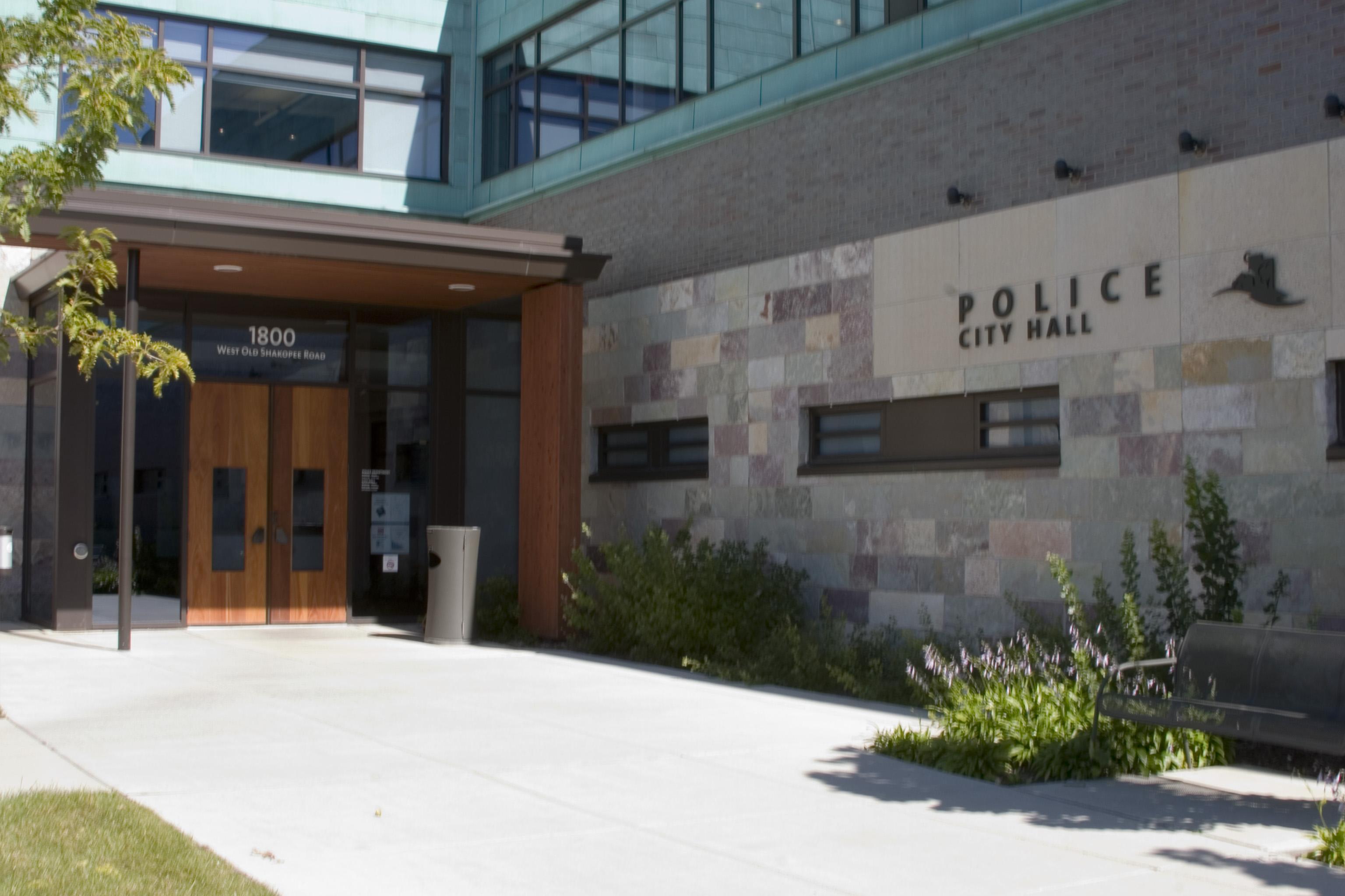 Elegant Police Station